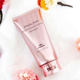 🚚 Milbon Jemile Fran Treatment - Medium to Coarse Hair