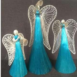 Angel Christmas Decor Tabletop