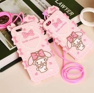 Melody iPhone cover