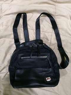 Wow Black Backpack ( New )