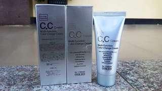 Cham Skin CC Cream Authentic