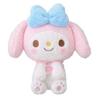 My Melody With Heart Plush