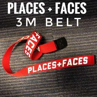 Places + Faces 3M Belt