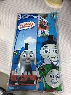 🚚 男童內褲湯瑪士小火車