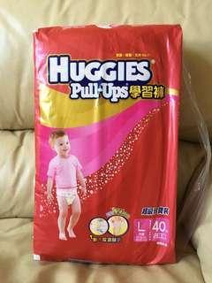 Huggies 學習褲