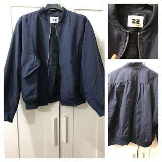 (Used)Korea Bat Wing Bomber Jacket 韓國闊袖外套