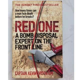 Red One - A Bomb Disposal Expert on the Front Line
