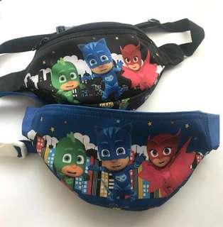PJ mask waist bag