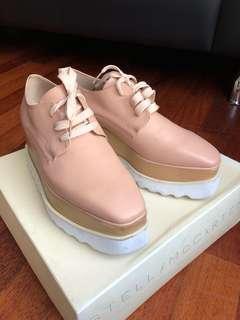Stella McCartney inspired platform shoe