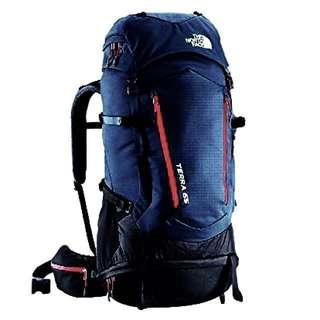 The North Face Terra 55 | Backpack | Haversack
