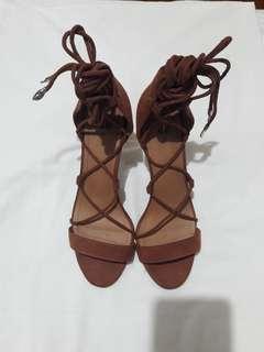 H&M Lace Heels