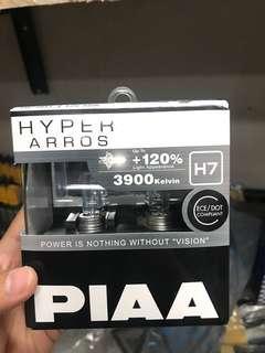 PIAA Hyper Arros H7 3900k