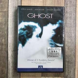 人鬼情未了 GHOST 柏德烈史域斯 狄美摩亞 胡比高拔 全新DVD 可選繁體中 / 英文字幕