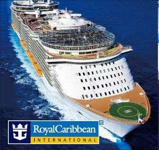 Royal Caribbean promotion (additional -$200 discount)