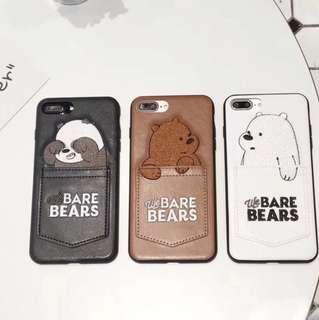 We Bare Bears 🐻 iPhone 8 Case
