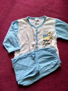 Combo Baby Suit