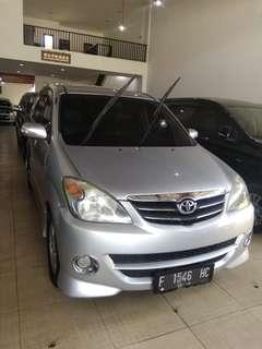 Toyota avanza s manual 2011