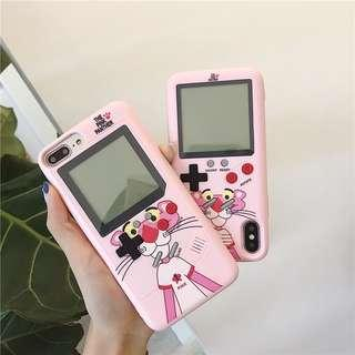 Pink panther tetris case (for PREORDER)