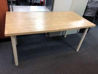Ikea table 5ft