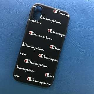 Champion wordings soft case