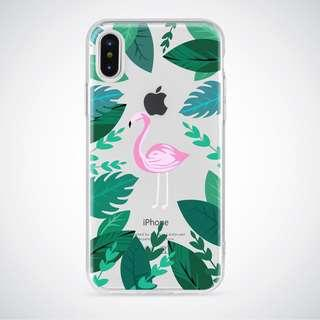 Flamingo soft case