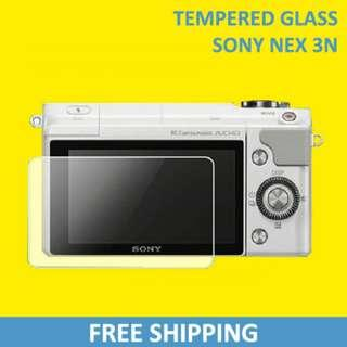 Sony Nex 3N Tempered Glass Screen Protector