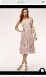Aritzia Beaune Dress