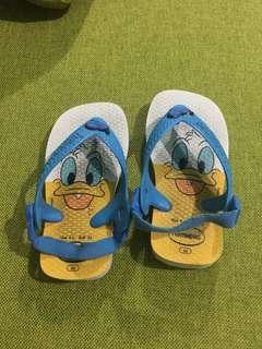 Havaianas Slippers Donuld Duck
