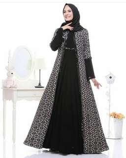 Royal dress hlzb by zerina banu Heaven lights
