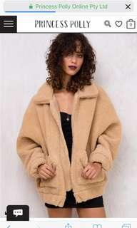I.am.Gia princess Polly teddy jacket