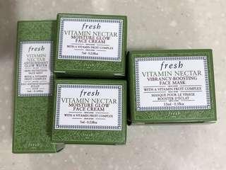 Fresh Vitamin Nectar Deluxe Samples