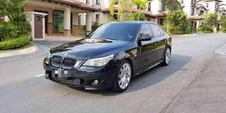 BMW E60 530i CONTINUE LOAN