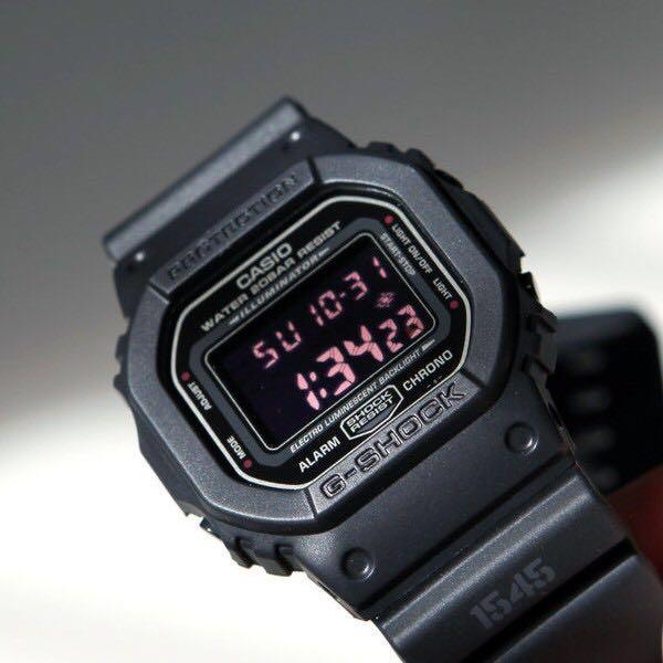 6d3bc49b2cbfc 100% Authentic Casio Gshock Classic Square Military Series DW5600 ...