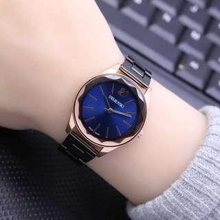 Jam Tangan Swarovski semi premium
