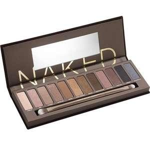 Urban Decay Naked / Naked 2 Palette