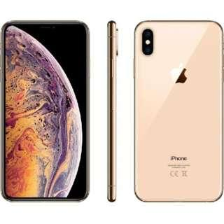 iPhone Xs Max Gold 256GB (Take on 21 Sep FIRST DAY)