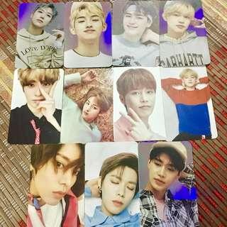 NCT OFFICIAL PHOTOCARD