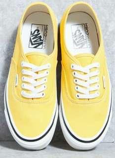 Vans Ultracush Yellow
