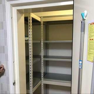 4 Tier Storage Metal Rack