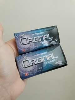 🚚 無糖薄荷錠 沁涼薄荷口味 IMPACT Original 超涼薄荷糖30g