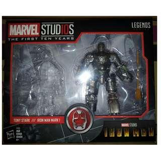 Marvel Legends Studios Iron Man Mark I