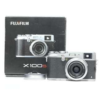 Fujifilm X100S (Silver)