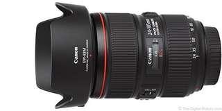 [RENT] Canon 24-105mm F4L II IS USM