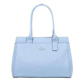 🚚 MEW ARRIVAL Coach Casey Tote Pale Blue