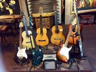 (UBT) All kinds Of Guitar for Sells ($50 Onwards)