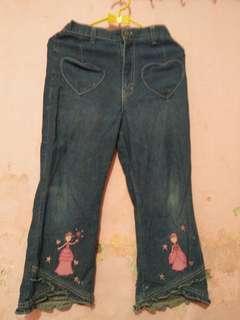 Celana Jeans Cutie