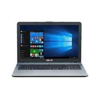 Kredit proses cepat, laptop asus X441Ub promo gratis 1x cicilan