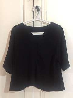 Unbrand - Black blouse