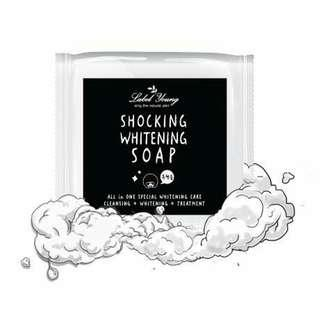 Shocking Whitening Soap BEST SELLER IN KOREA LABEL YOUNG