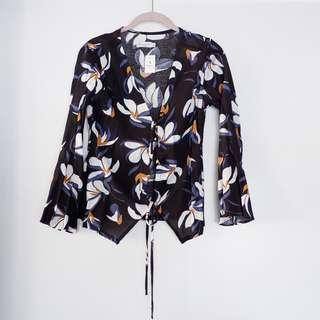 REPRICED!! Revival Printed Top